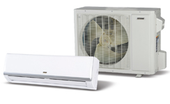 Luxaire® Ductless Mini-Split Heat Pumps and Air Conditioning Systems